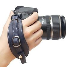 Ciesta Hand Strap Grip for DSLR Camera Navy Blue