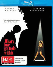 What's Love Got To Do With It? (Blu-ray, 2013)EX RENTAL DISC ONLY CAN POST 4 DIS