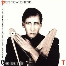 PETE TOWNSHEND - ALL THE BEST COWBOYS HAVE CHINESE.. - CD