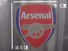 2pc Vehicle FUN decal FC Arsenal Internal Car window Sticker