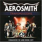 Aerosmith - Transmissions -  ENHANCED CD AND BOOK SET - NEW SEALED