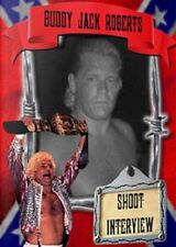 Buddy Jack Roberts Shoot Interview Wrestling DVD,  UWF WCW Freebirds