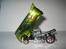 Hot Wheels VW Drag Bus Custom Ghost Busters Slimer 1 of 1 NEO