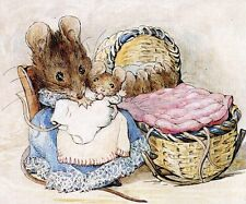 BEATRIX POTTER (6) CROSS STITCH KIT