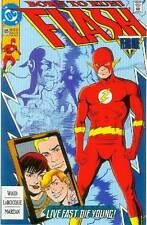 Flash (2nd series) # 65 (Year One chapter 4) (USA, 1992)
