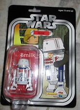Medicom Toy Exhibition 2013 Ltd Star Wars Carded R5-D4 Kubrick 100% Japan MOC