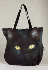 3D bag animal Cute & Unique Gift with BLACK CAT Handmade!