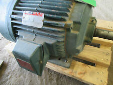 15HP RELIANCE ELECTRIC MOTOR 3600 RPM 254T  XT SERIES 460V