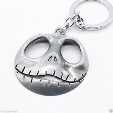 Keychain / Porte-clés - The Nightmare Before Christmas Jack Skellington - Silver