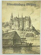 Buch: Albrechtburg Meissen Zeit der Erbauung 1471 - 1520 Ursula Czeczot e801