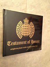 2 CD KNEE DEEP TESTAMENT OF HOUSE MINISTRY OF SOUND 938473-2 2003 ELECTRONIC