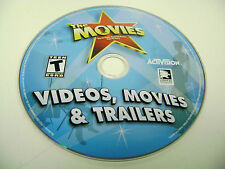 Activision GameTHE MOVIES Preorder Promotional GAME TRAILERS & MOVIES