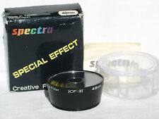 SPECTRA  48mm CF-3  Radial zoom filter