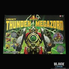 NEW RARE Bandai Mighty Morphin Power Rangers Legacy Thunder Megazord Die-Cast