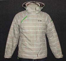 HELLY HANSEN Helly-Tech Women Hooded Ski Skiing Jacket, Size S