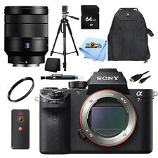 Sony Alpha a7R II Mirrorless Digital Camera (Body Only) PRO BUNDLE!!