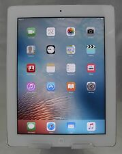 SALE! Apple iPad 3 3rd Gen 64GB WiFi + 4G (AT&T T-Mobile) White - Good Condition