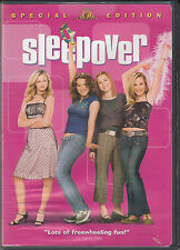 Sleepover (DVD, 2004) RARE OOP GETTING HTF BRAND NEW
