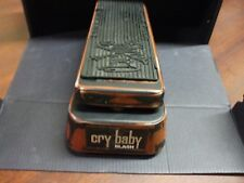 Dunlop Slash Cry Baby Classic Wah Pedal SC95  original box