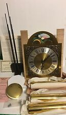 Emperor Clock Co. Grandfather Movement 100M Model NEW OLD STOCK Germany