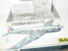 Heller 1/72  Caudron Renault 714 - Opened but unstarted