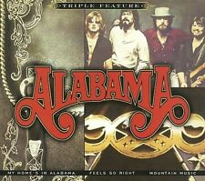 My Home's In Alabama/Feels So Right/Mountain Music [Digipak] New CD