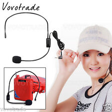 Educational lectures Speech Headset Microphone Headset Amplifiers 3.5 Interface