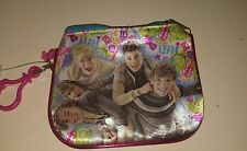 One Direction 1D girls change purse and keyring