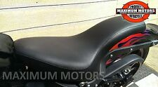 1986-2006 SOFTAIL FXST FLST LOW PROFILE SEAT BADLANDER STYLE FAST FREE SHIPPING!