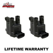 NEW PREMIUM HIGH PERFORMANCE IGNITION COIL TOYOTA VEHICLES UF180 UF181 SET OF 2