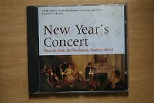 Various - New Year's Concert - Vienna Philharmonic Orchestra (Box C80)