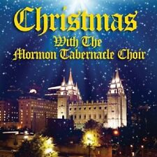 MORMON TABERNACLE CHOIR - CHRISTMAS WITH THE MORMON TABERNACLE CHOIR  CD NEU