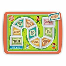 NEW Fred and Friends DINNER WINNER Kids Plate FREE SHIPPING