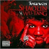 Raekwon - Shaolin vs. Wu-Tang (2011)  CD  NEW/SEALED  SPEEDYPOST