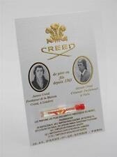 Creed Original Santal Vial Sample 0.05 fl oz 1.5ml New With Card