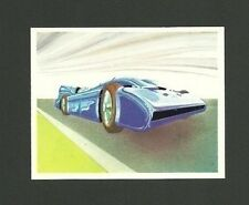 Blue Bird Rolls Royce Automobile Card