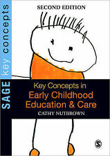 Key Concepts in Early Childhood Education and Care (SAGE Key Concepts series), C