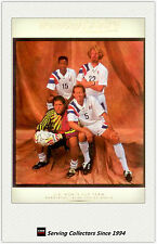 1994 UD World Cup U.S.A Soccer Trading Card Gallery Card WI1 USA 4 players