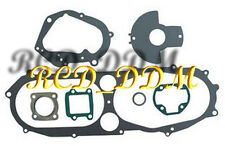 Yamaha Zuma BWS 100 Grand Axis engine motor gasket set rebuilt side cover comple