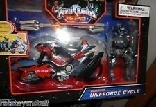 POWER RANGERS SPD SERIES SHADOW UNI-FORCE CYCLE MINT IN BOX