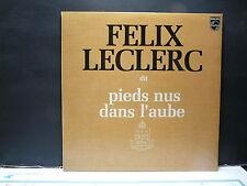 FELIX LECLERC Dit Pieds nus dans l aube 849482/83 Neuf ! 2X33 tours