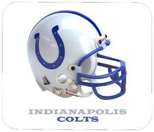 "INDIANAPOLIS COLTS MOUSE PAD - 1/4"" NOVELTY MOUSEPAD"