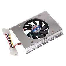 "5000±10%RPM 3.5"" HDD Hard Disk Drive Cooler Cooling Fan Heatsink 28 w 4 Screws"
