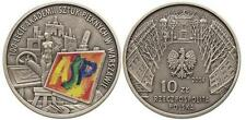 10 ZLOTY 2004 100 YEARS OF THE ACADEMY OF FINE ARTS ASP SILVER POLAND