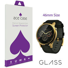 Motorola Moto 360 46mm (2nd gen) Screen Protector Tempered Glass CRYSTAL CLEAR