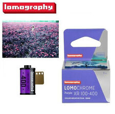 Lomography LOMO LomoChrome PURPLE XR 100-400 ISO 135mm Color Negative Film 2017
