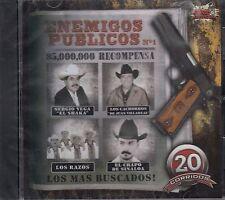 Sergio Vega,Los Cachorros Juan Villareal,Los Razos,El Chapo de Sinaloa CD New