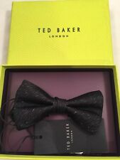 Ted Baker Bow Tie 100% With Box
