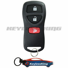 Replacement for Nissan Frontier 2003 04 05 06 07 08 09 10 11 12 13 14 15 Remote