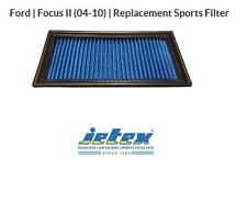 Jetex Performance Panel Air Filter Ford Focus Mk2 2.0TDCi 2004-2007
